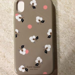 Kate Spade iPhone XR phone case